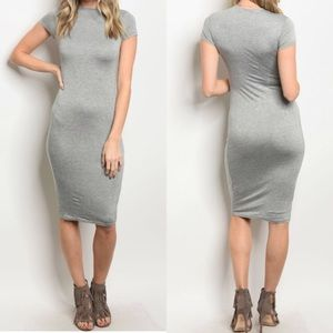 Dresses & Skirts - Heather body-con Dress